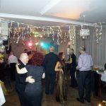 Pary tańczące naimprezie sylwestrowej