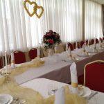 Stół naprzyjecie weselne