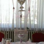 dekoracja sali naprzyjęcia Komunijne