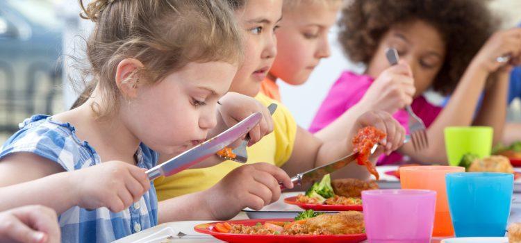 Jakie standardy powinny spełniać posiłki wszkołach iprzedszkolach?